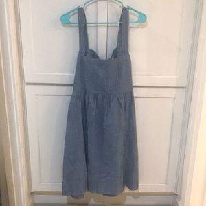 J. Crew Factory Dresses - Chambray dress
